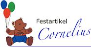 Bild Firmen Logo Festartikel Cornelius